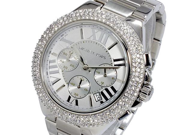 22ae72a7c1fa Michael Kors MICHAEL KORS CAMILLE quartz ladies Chronograph Watch MK5634
