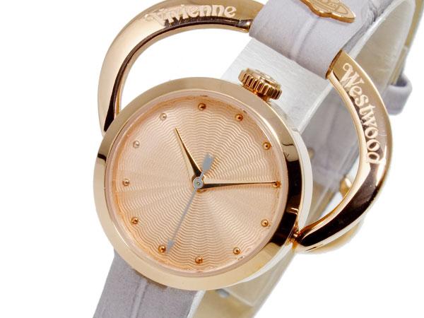 ヴィヴィアン ウエストウッド VIVIENNE WESTWOOD クオーツ レディース 腕時計 VV082RSGY【送料無料】