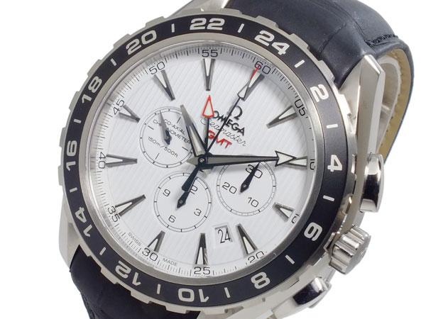 オメガ OMEGA シーマスター 150M 自動巻き クロノグラフ メンズ 腕時計 23113445204001 (き)【送料無料】