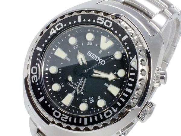 セイコー SEIKO クオーツ メンズ GMT 腕時計 SUN019P1【送料無料】
