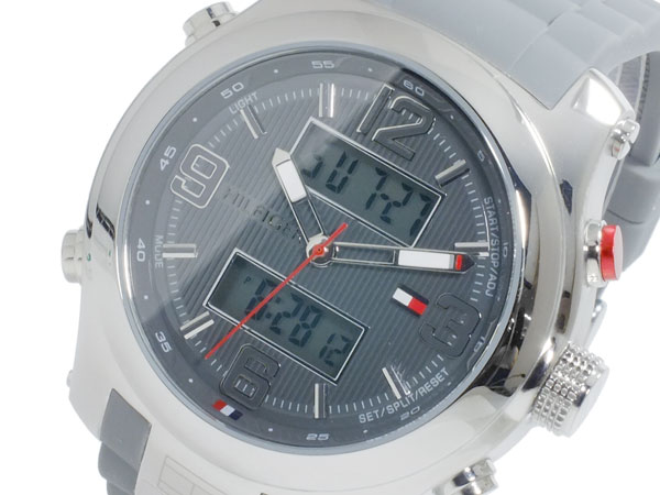 送料無料 ラッピング無料 トミー ヒルフィガー TOMMY HILFIGER メンズ 高価値 クオーツ ついに再販開始 腕時計 1790957