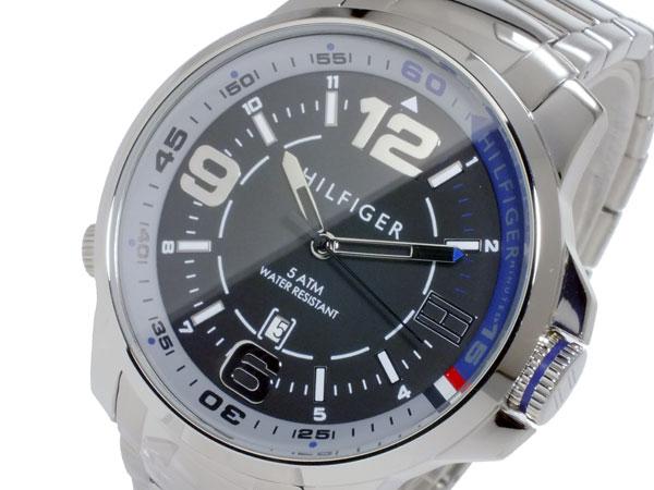 トミー ヒルフィガー TOMMY HILFIGER クオーツ メンズ 腕時計 1791012【送料無料】
