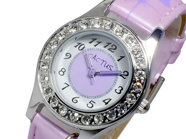 カクタス CACTUS クオーツ 腕時計 時計 キッズ CAC-71-L09【S1】