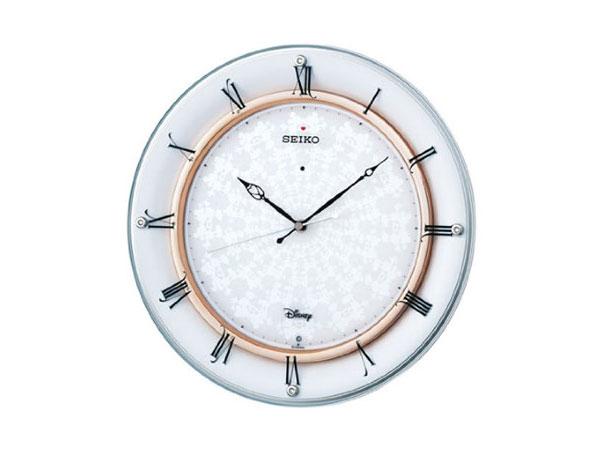 セイコー SEIKO ディズニータイム 電波時計 掛け時計 FS501W【送料無料】
