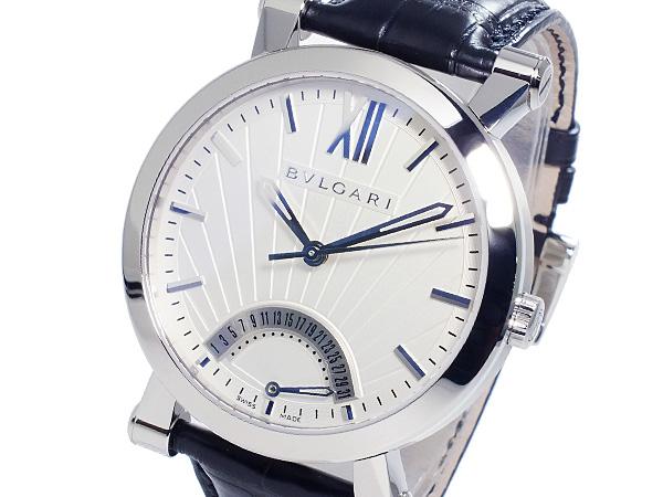 ブルガリ BVLGARI 自動巻き メンズ 腕時計 SB42WSLDR (代引き不可)【送料無料】