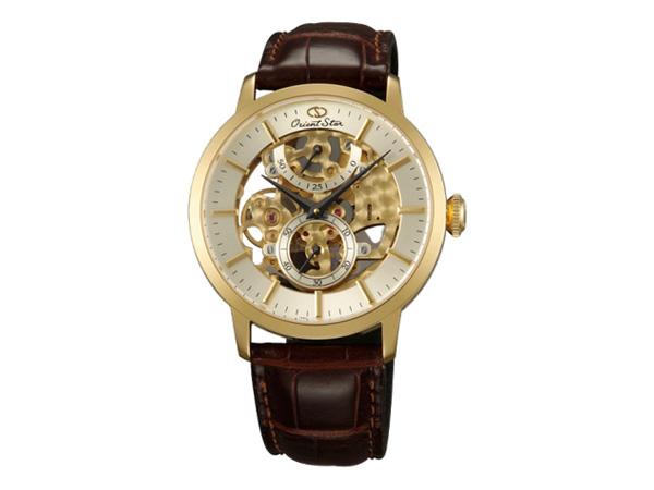 オリエント ORIENT オリエントスター Orient Star ヴィンテージ スケルトン 手巻き メンズ 腕時計 WZ0011DX 国内正規【送料無料】