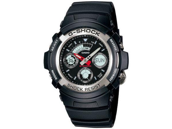 カシオ CASIO Gショック G-SHOCK メンズ 腕時計 AW-590-1AJF 国内正規【送料無料】