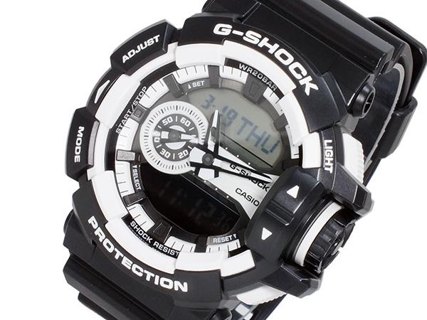 カシオ CASIO Gショック G-SHOCK メンズ 腕時計 GA-400-1AJF 国内正規【送料無料】