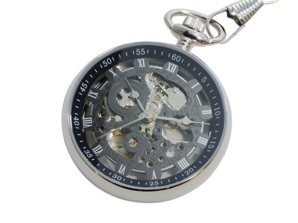 アルカ フトゥーラ ARCA FUTURA クオーツ メンズ 自動巻き 手巻き 懐中時計 5076CPSK