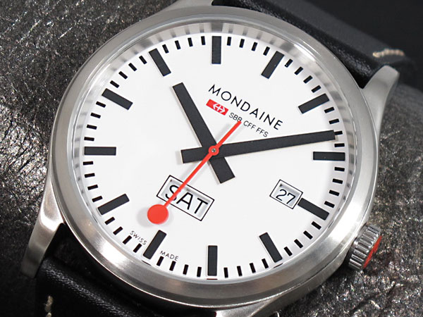 モンディーン MONDAINE クオーツ メンズ 腕時計 A667.30308.16SBB 国内正規【送料無料】