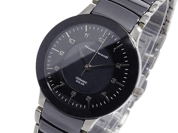 マウロ ジェラルディ MAURO JERARDI ソーラー レディース 腕時計 MJ044-2