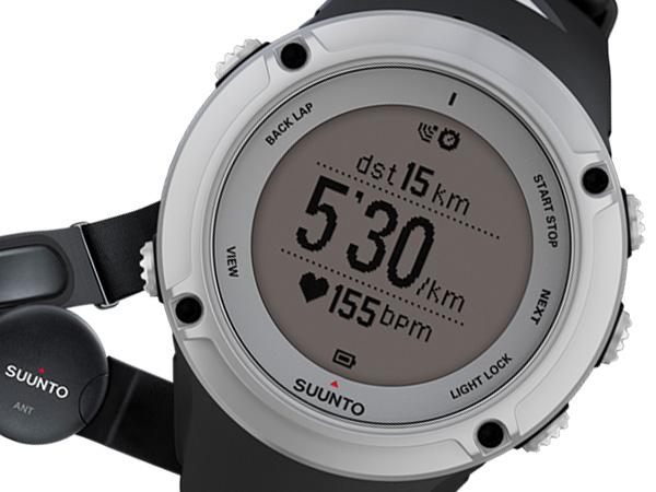 スント アンビット2 HR メンズ 腕時計 SS019651000-J シルバー 国内正規【送料無料】