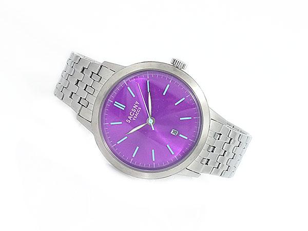 sakusuniizakku SACSNY YSACCS手錶鐘表SY-15073S-PU