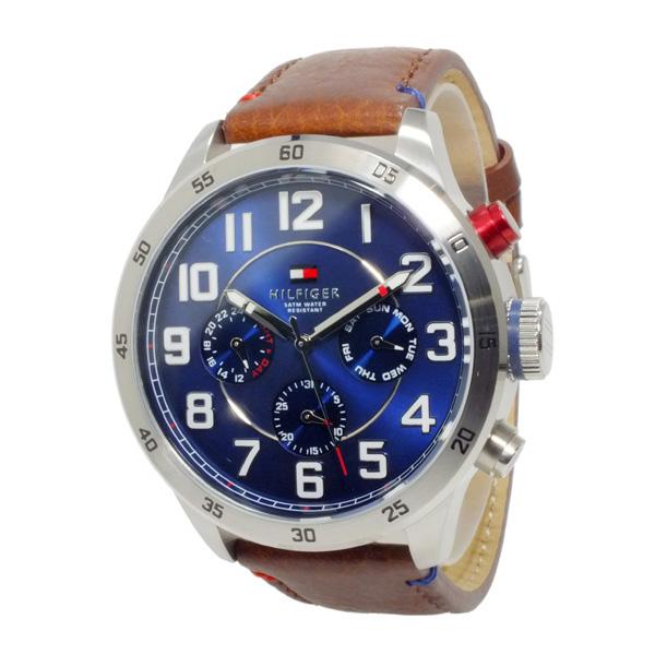 d11e27e8 ... Tommy Hilfiger TOMMY HILFIGER men's quartz watch 1791066 Navy ...