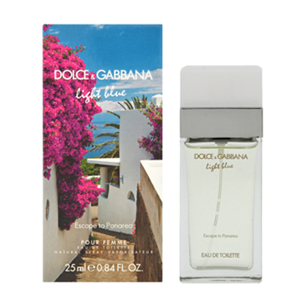 5d2e0a66 Dolce & Gabbana DOLCE &GABBANA light blue escape to Panarea perfume  ET/SP/25 ml. Panarea island off the coast of Sicily. Perfume lovers begins  with the ...
