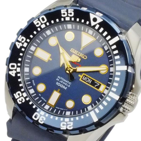 セイコー セイコー5 ファイブスポーツ 日本製 自動巻 メンズ 腕時計 SRP605J2【送料無料】
