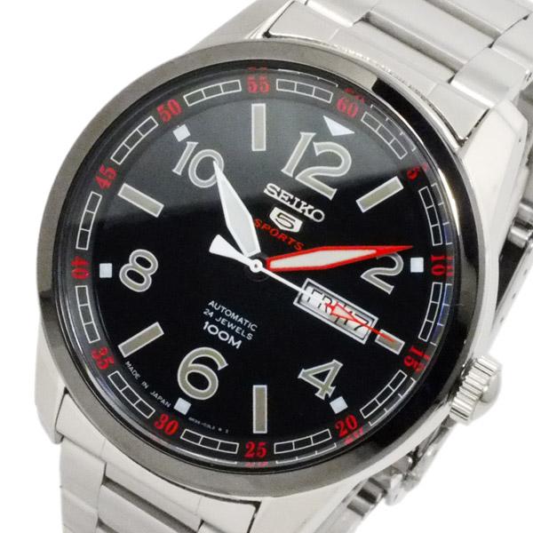 セイコー SEIKO セイコー5 ファイブスポーツ 日本製 自動巻 メンズ 腕時計 SRP629J1【送料無料】