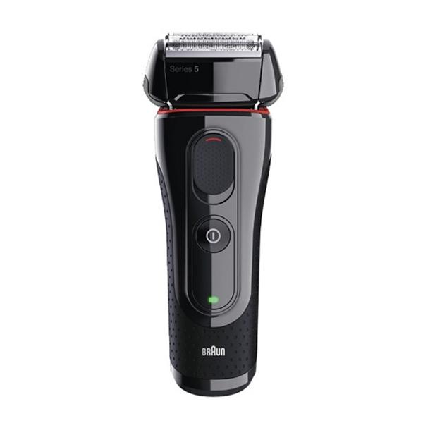 ブラウン BRAUN メンズ 3枚刃 シェーバー 髭剃り シリーズ5 5030S ブラック【送料無料】