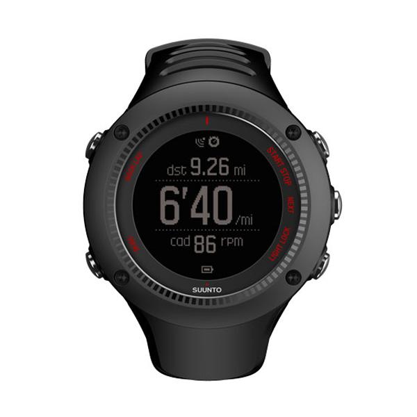 スント SUUNTO アンビット3 ラン デジタル メンズ 腕時計 SS021256000 国内正規【送料無料】