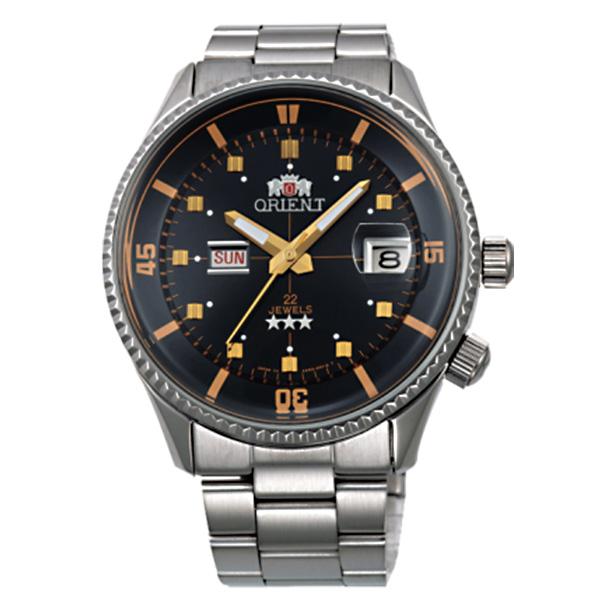 オリエント キングマスター 自動巻き メンズ 腕時計 WV0021AA ブラック 国内正規【送料無料】