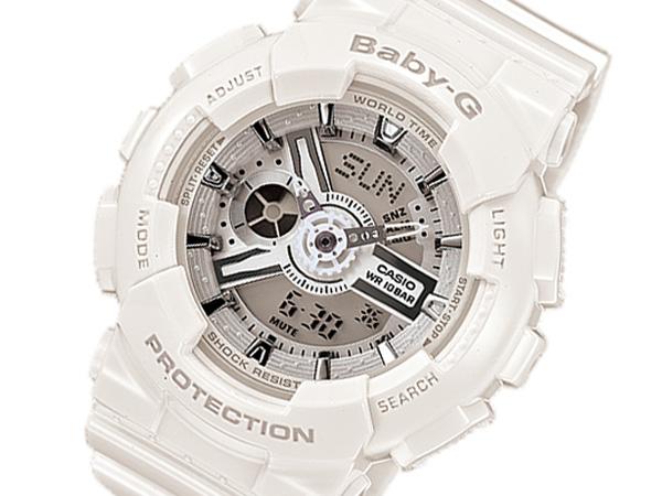 カシオ CASIO ベビーG BABY-G レディース 腕時計 BA-110-7A3JF 国内正規【送料無料】