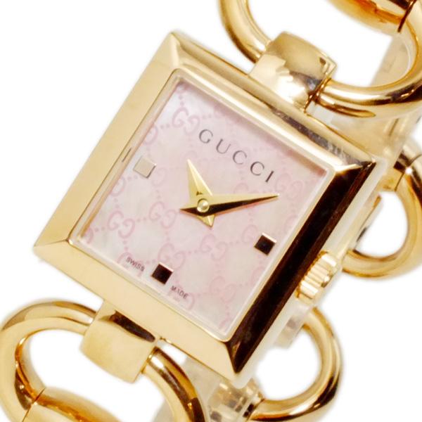 グッチ GUCCI トルナヴォーニ クオーツ レディース 腕時計 YA120520【送料無料】