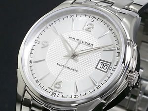 HAMILTON ハミルトン ジャズマスター 腕時計 時計 自動巻き H32455155【送料無料】