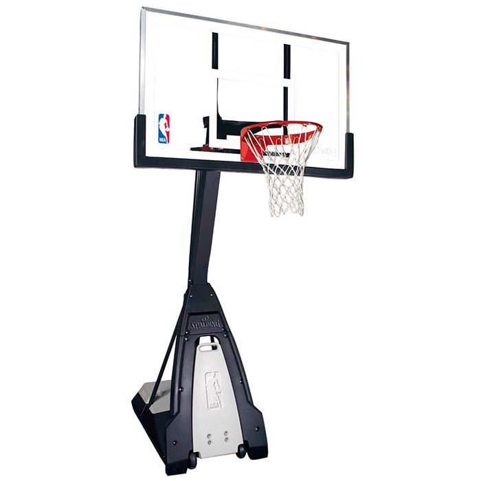ザ・ビースト バスケットゴール 屋外用 SPALDING スポルティング NBA チームシリーズ 74560JP(代引不可)【送料無料】