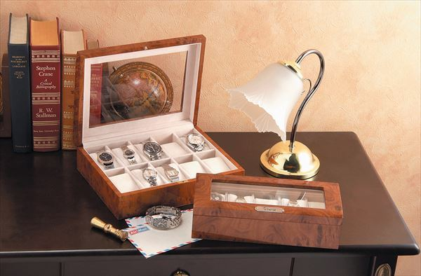 木製時計収納ケース 189962