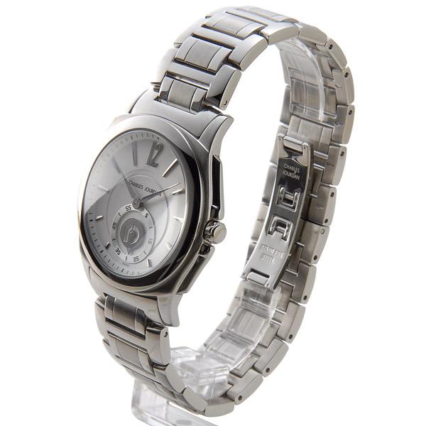 シャルル ジョルダン(CHARLES JOURDAN) 腕時計 メンズ 151.12.1 クオーツ【送料無料】