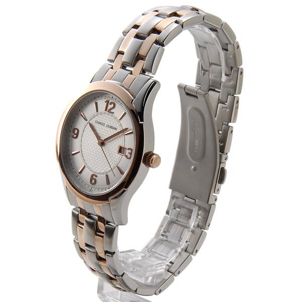 シャルル ジョルダン(CHARLES JOURDAN) 腕時計 メンズ 195.17.1 クオーツ【送料無料】