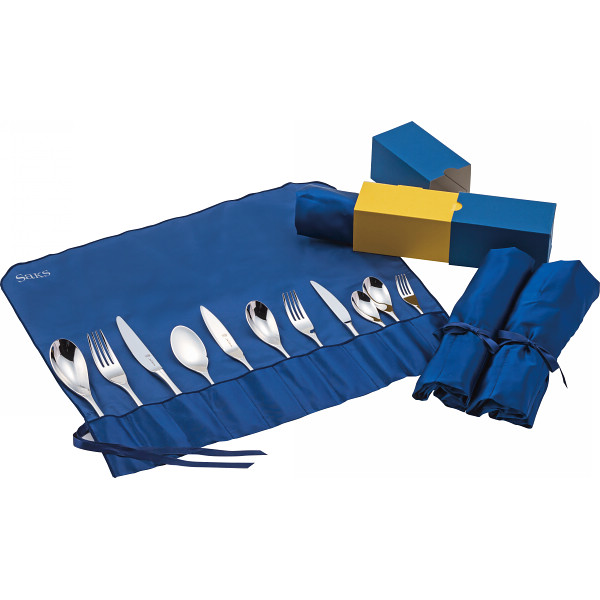 ロブション ロブション セレクション テーブルディナー 4客用(44本)セット セレクション 金属洋食器 ステンセット SAS-S44(代引不可)【送料無料】