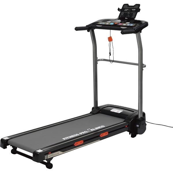 アルインコ ランニングマシン ブラック 健康機器 トレーニング機器 ルームランナー AFR1115(代引不可)【送料無料】