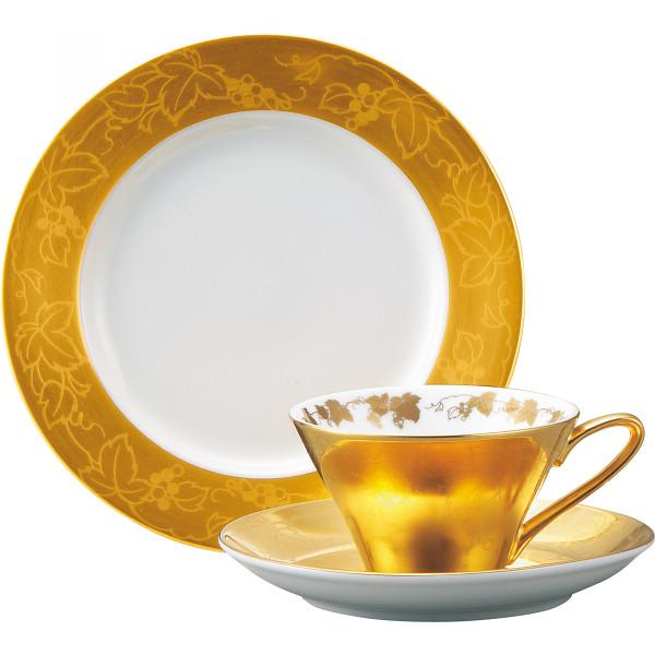 MR.BOSS G G ティーブレイクセット 洋陶器 洋陶コーヒー ティーセット SYA‐067(代引不可)【送料無料】