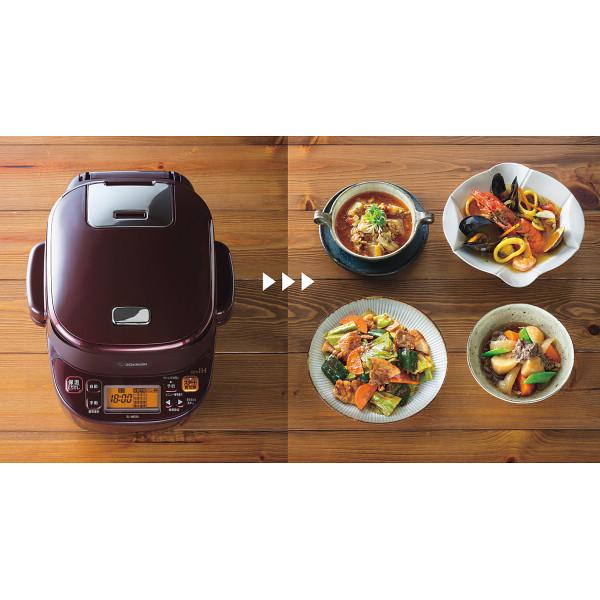 象印 圧力IHなべ(1.5 l ) 電化製品 電化製品調理機器 電気鍋 EL-MB30-VD(代引不可)【送料無料】