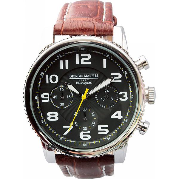 ジョルジョマレリー メンズ腕時計 装身具 紳士装身品 紳士腕時計 GMG-005(代引不可)
