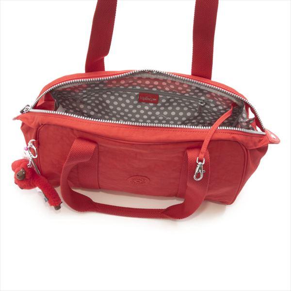 Kipling kipuringu K12141 10P YELIZ Cardinal Red挎包
