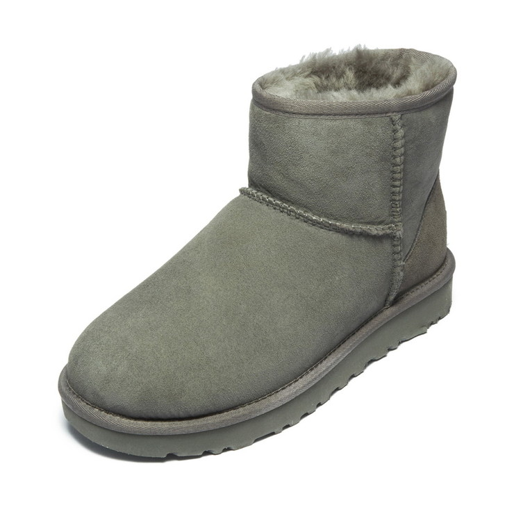 UGG ブーツ CLASSIC MINI II 1016222 レディース GREY アグ【送料無料】