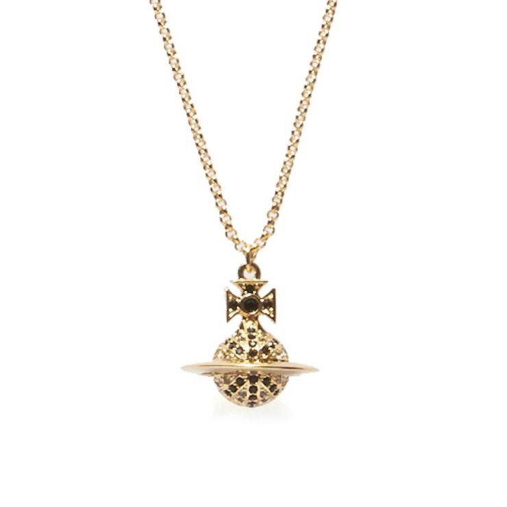 VivienneWestwood ネックレス JACK SMALL ORB PENDANT 752246B-5 レディース GOLD 5GJB ヴィヴィアン・ウエストウッド【送料無料】