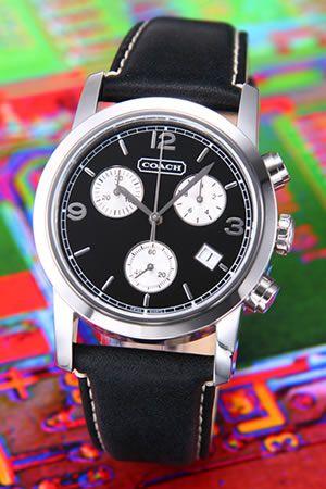コーチ COACH 腕時計 BREECER CHRONOGRAPH(ブリーカークロノグラフ) 14600950