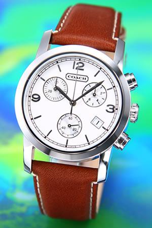 コーチ COACH 腕時計 BREECER CHRONOGRAPH(ブリーカークロノグラフ) 14600951