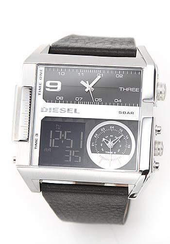 大人の上質  ディーゼル DIESEL メンズ 腕時計 アナデジ 圧倒的な腕もとの存在感 Wアナログ+1デジ DZ7208【送料無料】, アサクラグン e64aa8c8