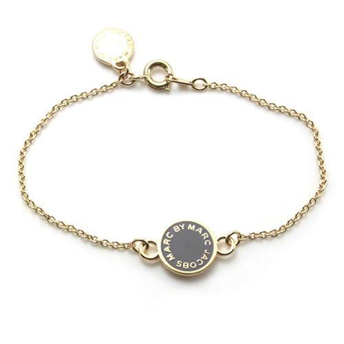 ca1fac0a4c223 Marc by Marc Jacobs Classic Marc Enamel Discs Bracelet classic mark enamel  logo disk bracelet M0003554 ...