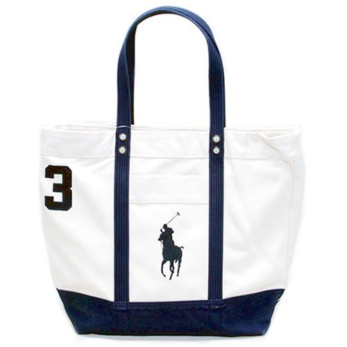 Polo Ralph Lauren Big Pony Tote Bag