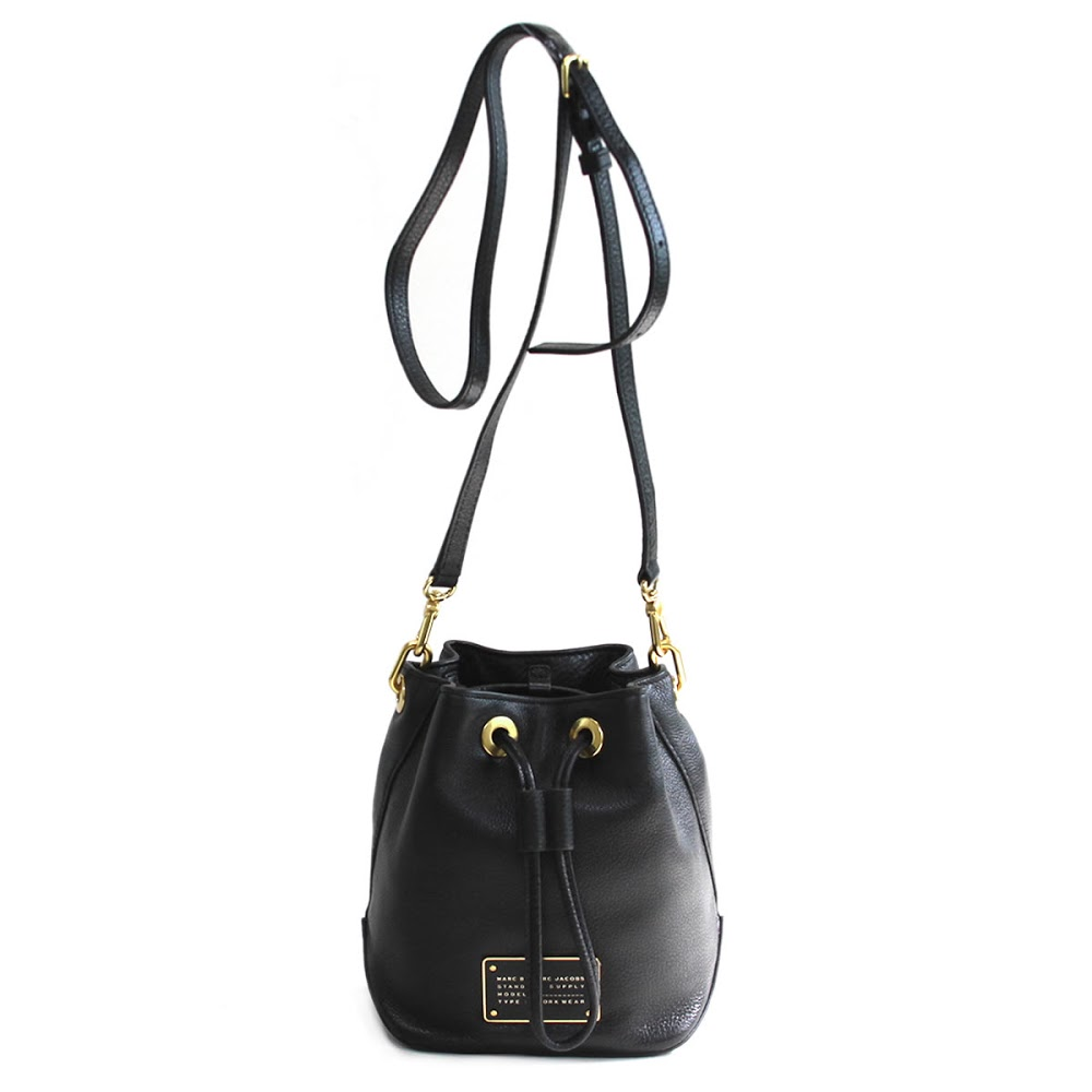 001c7b7cf MARC BY MARC JACOBS mark by mark Jacobs M0007214 001 Black New Too Hot To  Handle ...