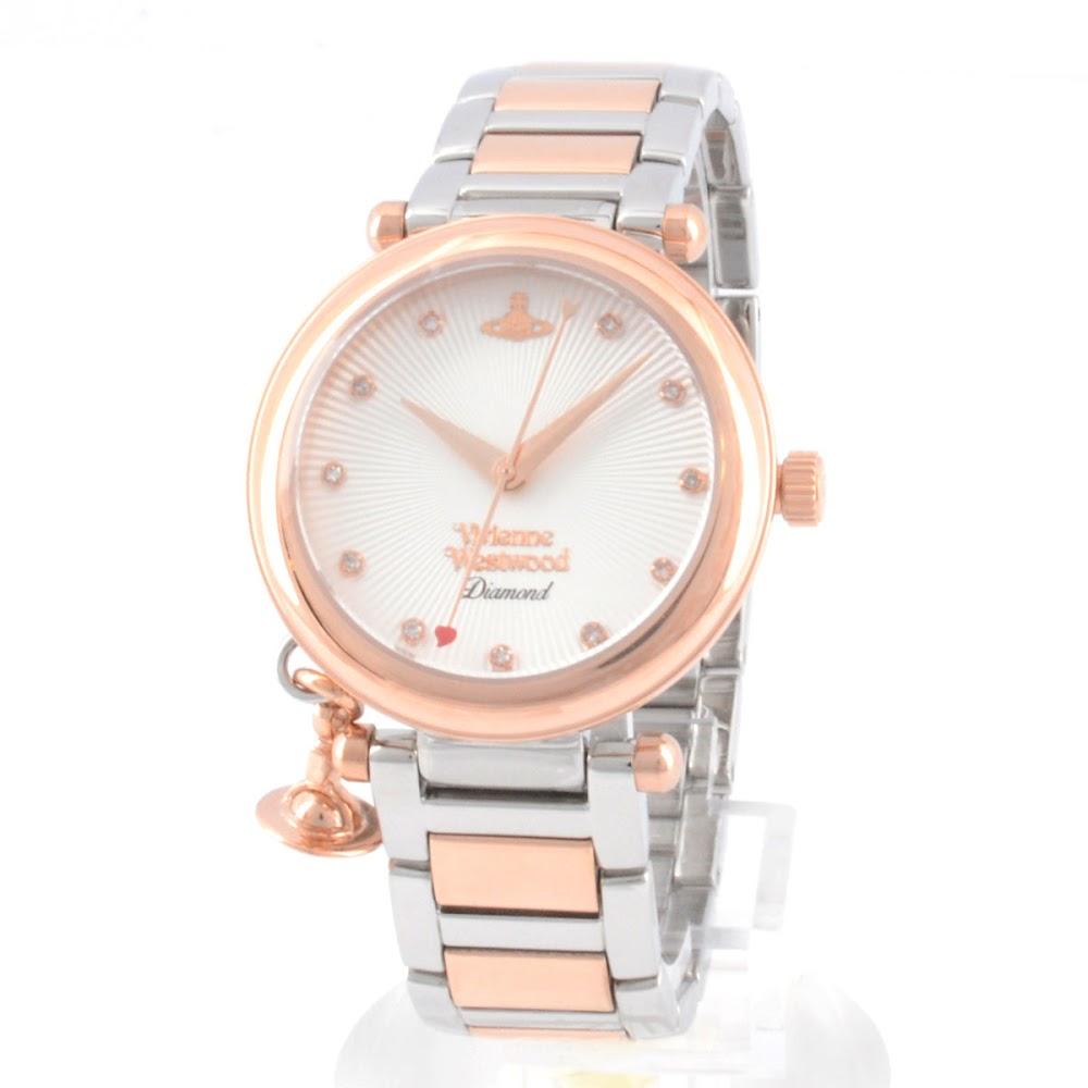 ヴィヴィアンウエストウッド Vivienne Westwood VV006SLRS レディース 腕時計【送料無料】