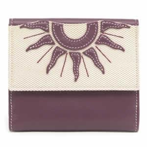 日本初の ブルガリ Brand BVLGARI 二つ折財布(Wホック) 二つ折財布(Wホック) 24838 レザー Purple系 Purple系【送料無料】【Luxury【送料無料】【Luxury Brand Selection】, ブランド古着 ベクトルステップ店:1c6ae4ac --- maalem-group.com