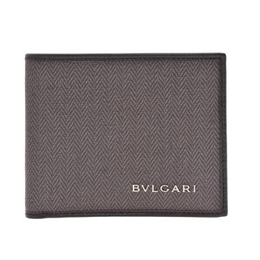 32580 BVLGARI BLACK folio wallet (coin purse nothing) BVLGARI/ BVLGARI / folio wallet (coin purse nothing) / folio wallet /BLACK/WEEKEND/ men /32580