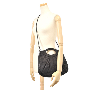 COACH / coach coach 14057 SBKBK bag with a shoulder bag with a shoulder / Tote / ladies / 14057 SBKBK