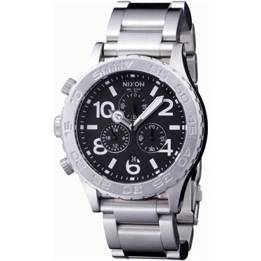 NIXON ニクソン THE 42-20 CHORONO A037000 メンズ 腕時計【送料無料】
